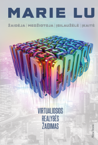virtualus realybes zaidimas warcross