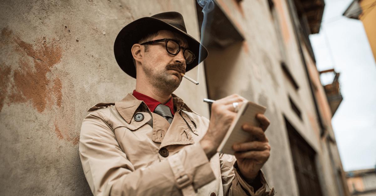 Susipažinkite! Šiuolaikinių detektyvų herojai: taisyklių nepaisantys vienišiai ir genijai