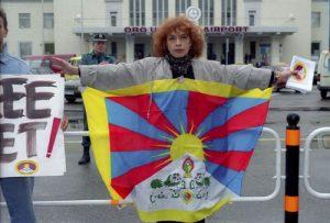 Jurga už Tibetą
