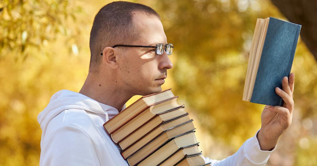 """Kas yra greitasis skaitymas? Patarimai, pratimai ir """"lėtų"""" knygų rekomendacijos"""