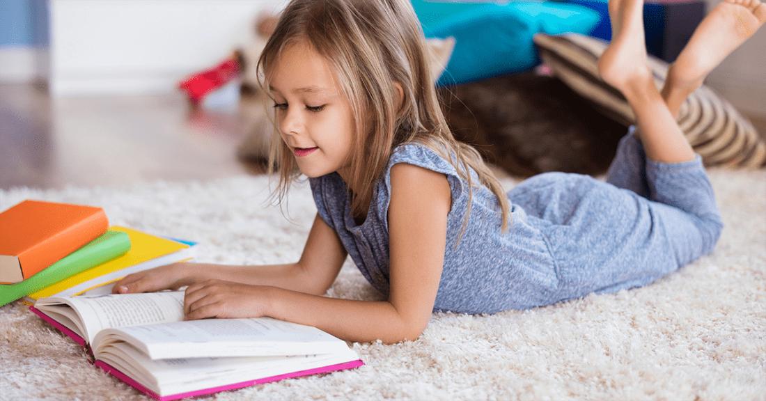 Priežastys, kodėl reikia skaityti pasakas vaikams