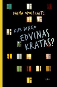 Kur dingo Edvinas Kratas