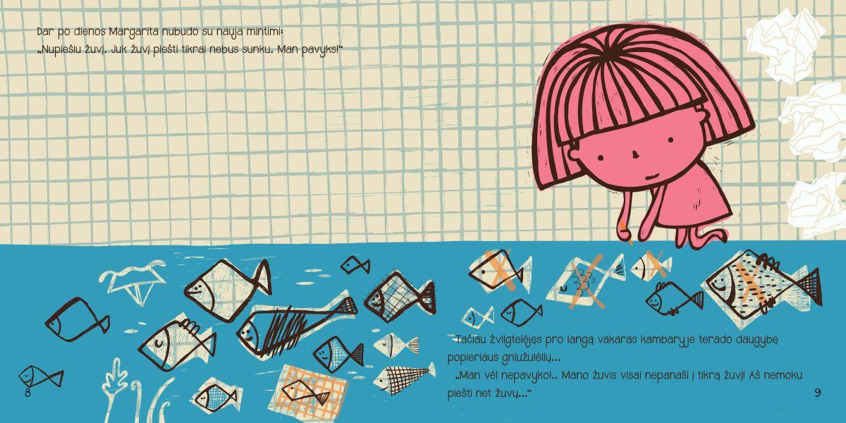 Knygos apie Margaritą kūrėjos drąsina: nebijokite netobulumo!