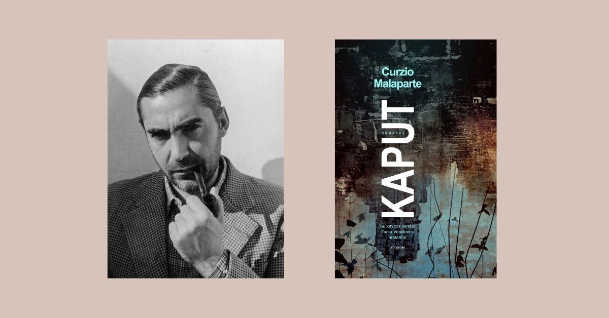 """""""Kaput"""" vertėjas Tomas Venclova: Ši knyga pasako du labai svarbius dalykus šiandienai"""