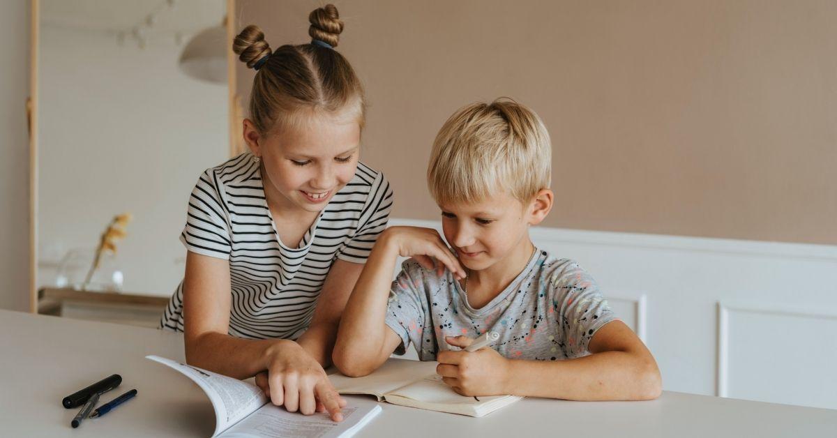 Naudingos mokymo priemonės pradinukams ir vyresniems