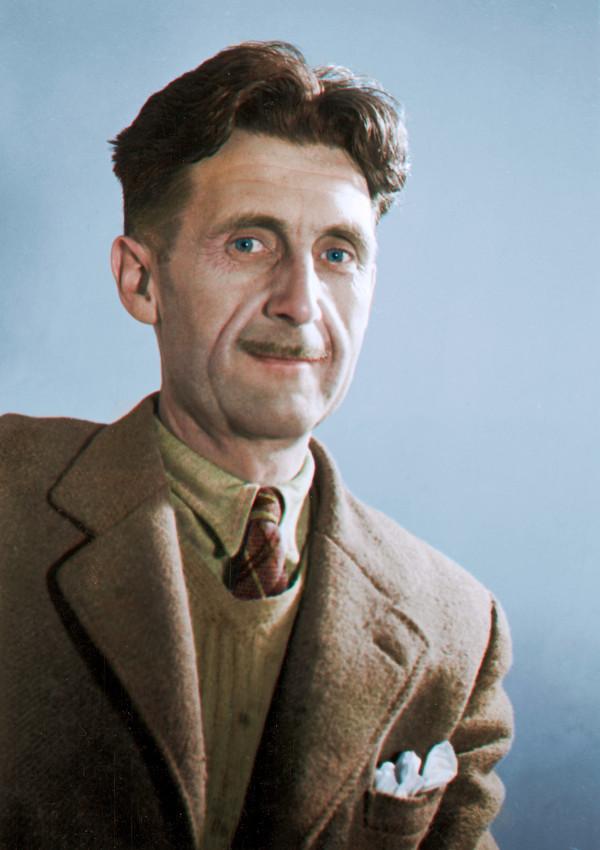 George Orwell (Džordžas Orvelas)