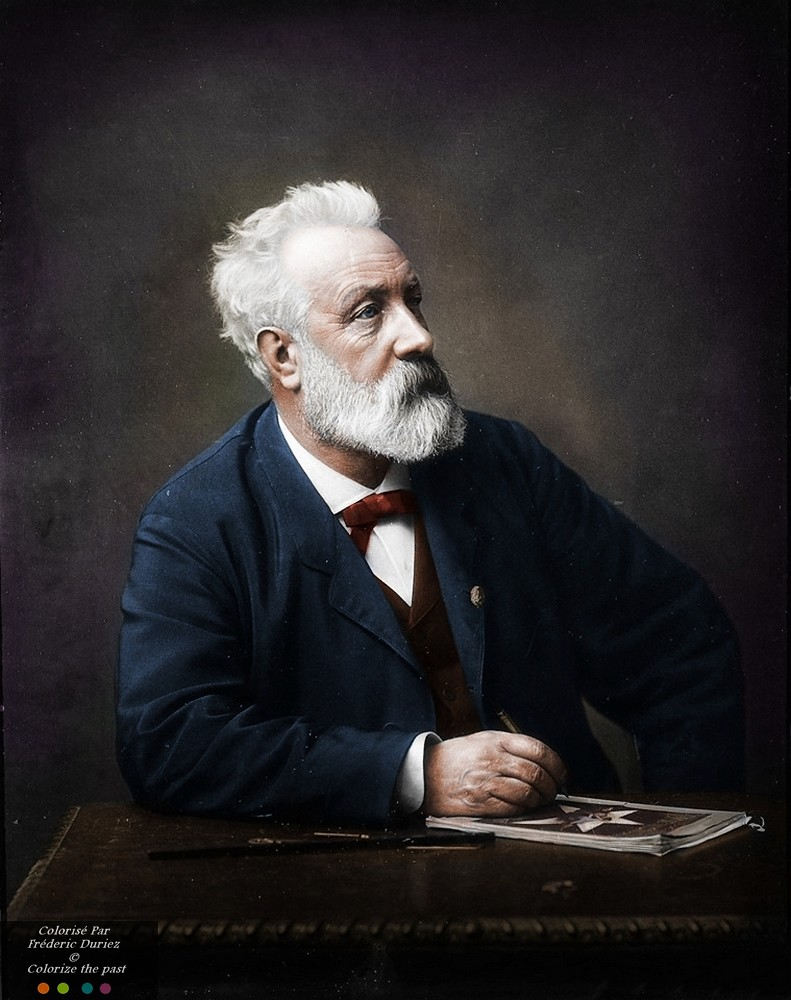 Jules Verne (Žiulis Vernas)