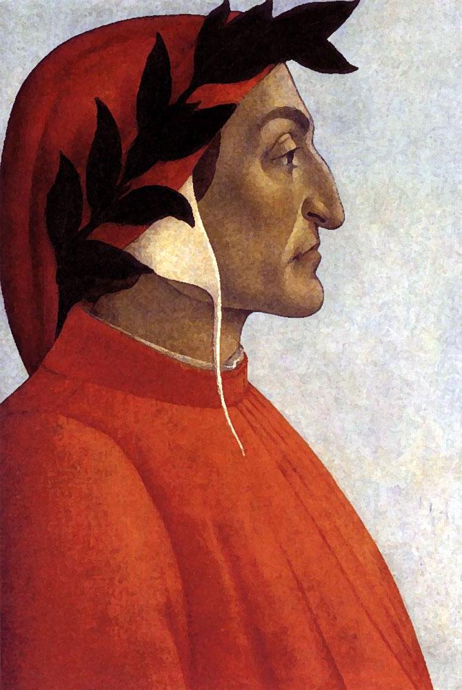 Dantė Aligjeris (Dante Alighieri)