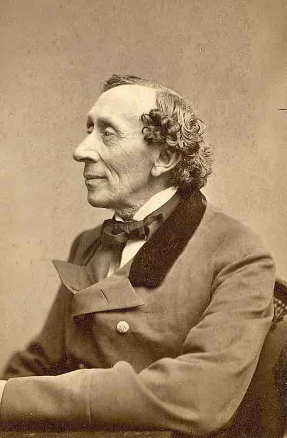 Hansas Kristianas Andersenas (Hans Christian Andersen)