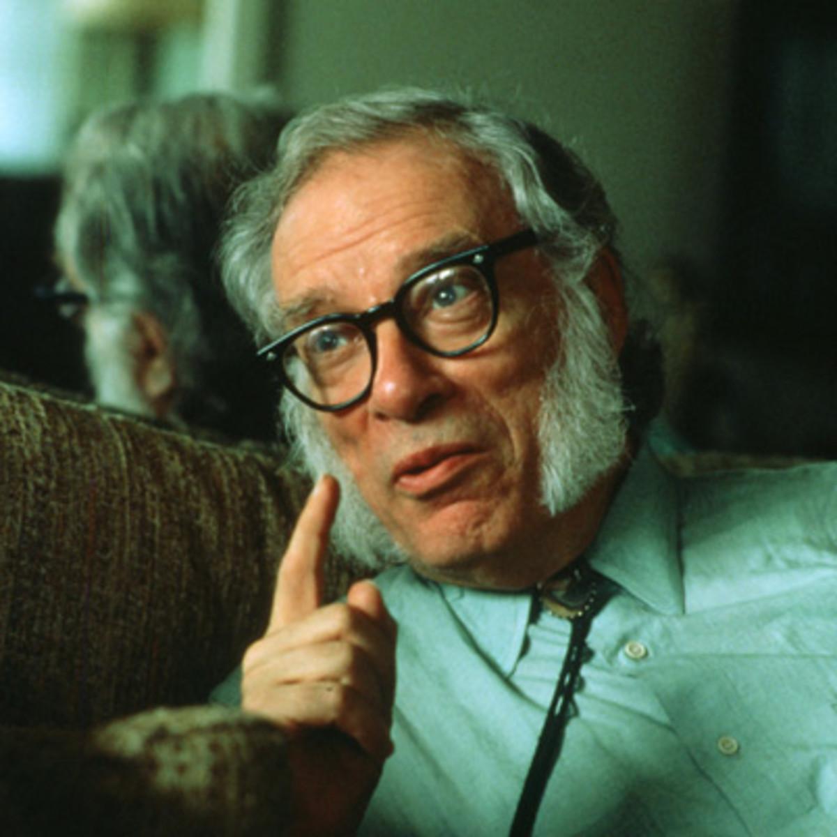 Aizekas Azimovas (Isaac Asimov)