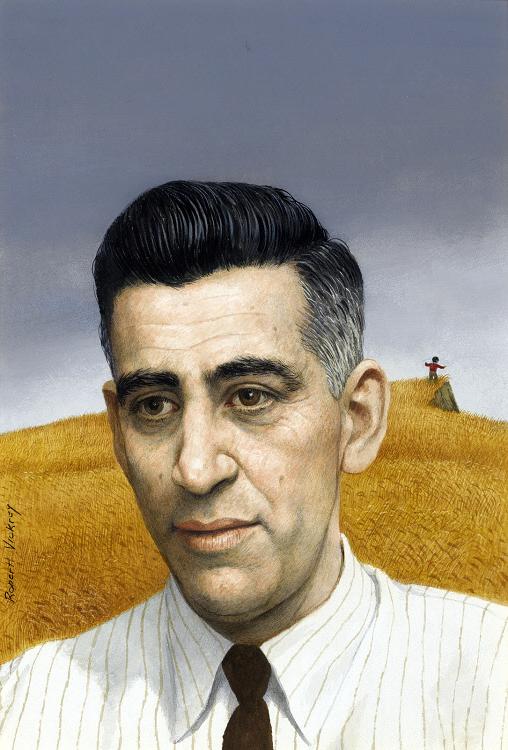 Dž. D. Selindžeris (J. D. Salinger)