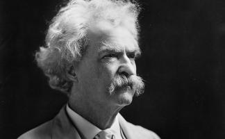 Markas Tvenas (Mark Twain)