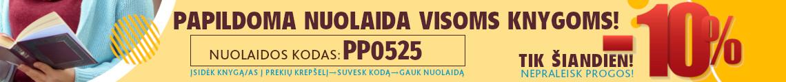 Nuolaidos kodas 20200525