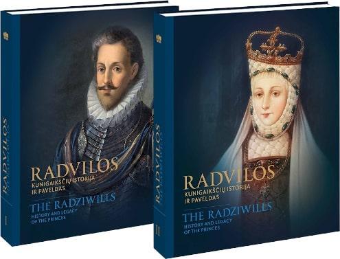 Radvilos. Kunigaikščių istorija ir paveldas (su dėžute ir genealoginiu medžiu) |