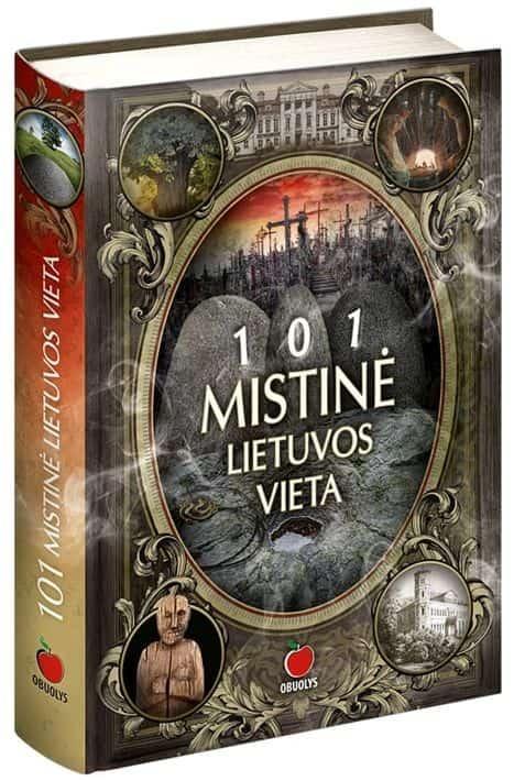 101 mistinė Lietuvos vieta | Indrė Večerskienė