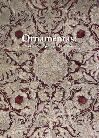 Ornamentas. XVI – XX a. I pusės paveldo tyrimai | Sud. Aleksandra Aleksandravičiūtė
