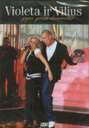 Gyvo garso koncertas (DVD) | Vilius ir Violeta