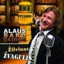 Alaus Baro dainos (CD)   Žilvinas Žvagulis