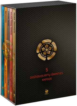 5 Didžiosios Rytų išminties knygos |