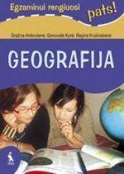 Geografija (Egzaminui rengiuosi pats!) | Gražina Ambrutienė, Genovaitė Kynė, Regina Krušinskienė