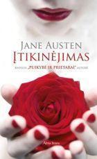 Įtikinėjimas | Jane Austen