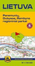 Lietuva. Panemunių regioninis parkas |