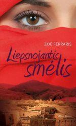 Liepsnojantis smėlis | Zoe Ferraris