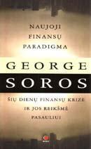 Naujoji finansų paradigma | George Soros