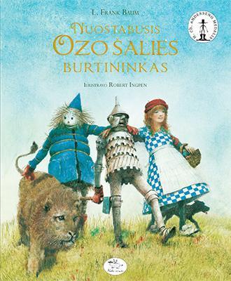 Nuostabusis Ozo šalies burtininkas   L. Frank Baum