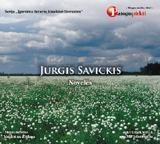 Novelės (audioknyga, CD, MP3 formatas) | Jurgis Savickis
