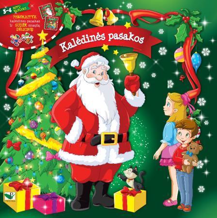 Kalėdinės pasakos (2 knygelės ir dėlionė) |