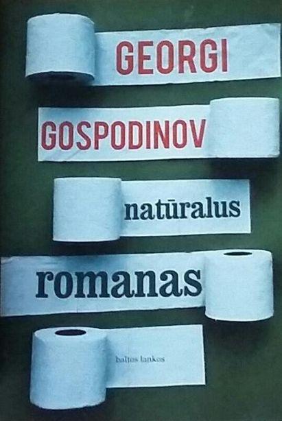 Natūralus romanas | Georgi Gospodinov