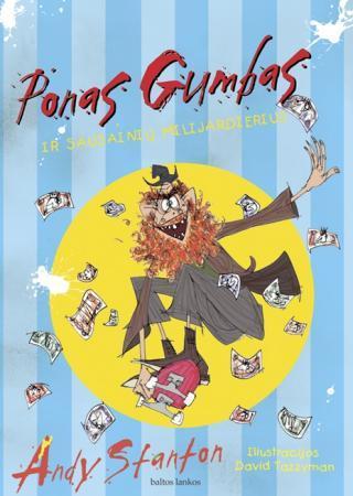 Ponas Gumbas ir Sausainių Milijardierius | Andy Stanton
