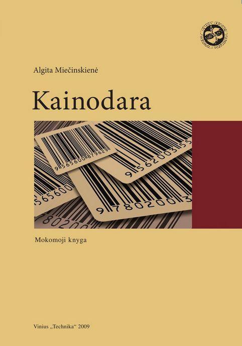 Kainodara | Algita Miečinskienė