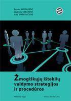 Žmogiškųjų išteklių valdymo strategijos ir procedūros   Renata Korsakienė, Liudmila Lobanova, Asta Stankevičienė