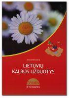 Lietuvių k. užduotys 5-6 kl. 4 d. | J. Ambrukaitis