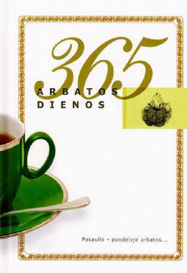 365 arbatos dienos   Lina Karalienė