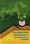 Kambariniai vaistiniai ir prieskoniniai augalai (serija
