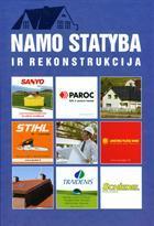 Namo statyba ir rekonstrukcija | Vytautas Kandrotas