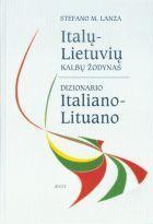 Italų-lietuvių kalbų žodynas | Stefano M. Lanza