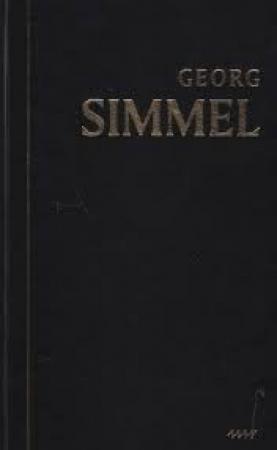 Sociologija ir kultūros filosofija   Georg Simmel
