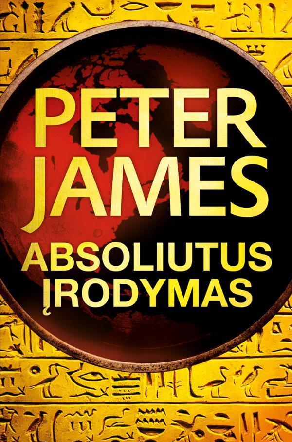 Absoliutus įrodymas   Peter James