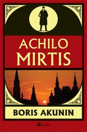 Achilo mirtis   Boris Akunin