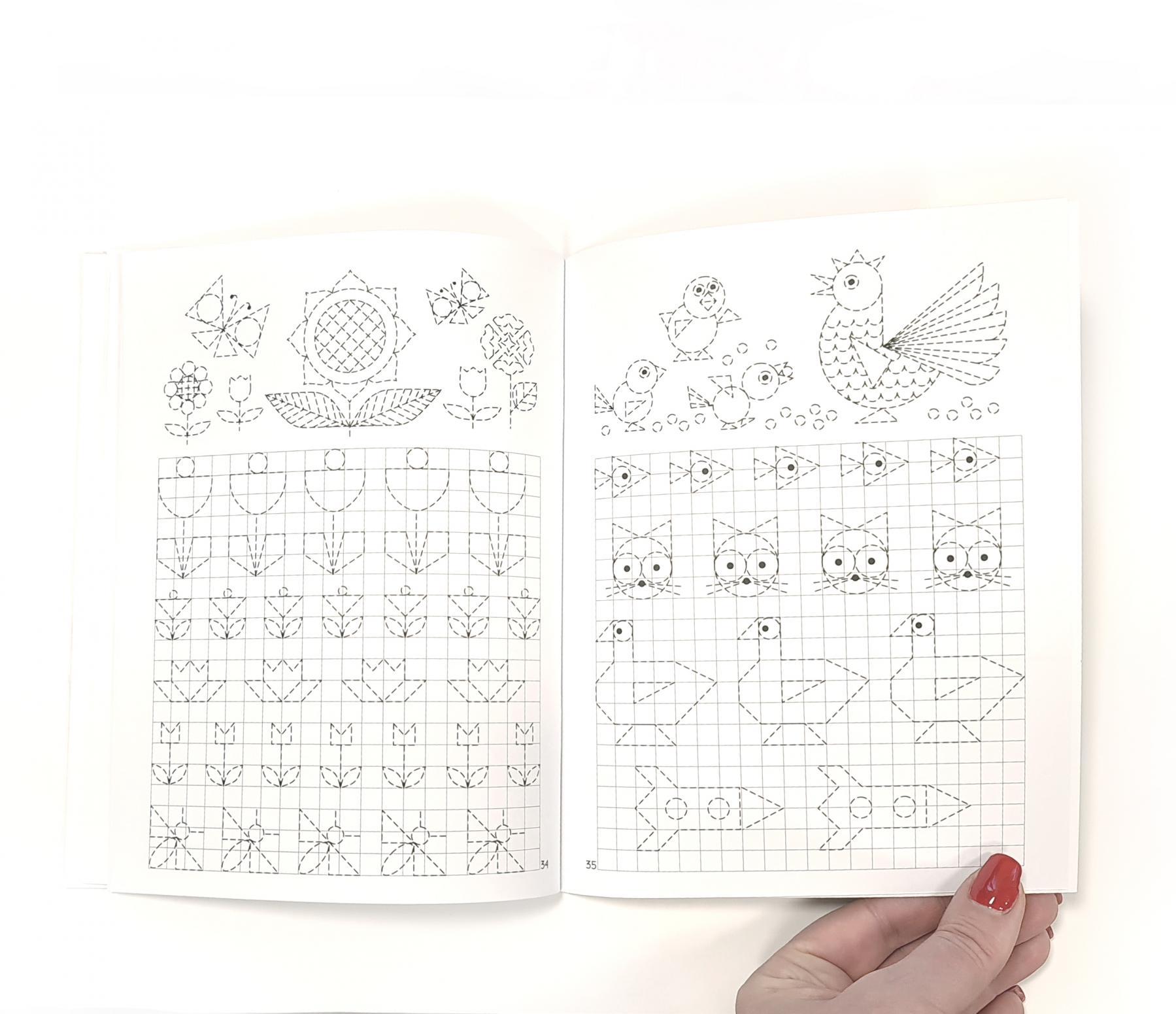 Šviesiuko pirmoji pamoka. Geometriniai elementai | Laura Buzienė
