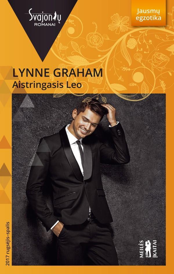 Aistringasis Leo (Jausmų egzotika) | Lynne Graham