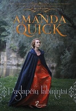 Paslapčių labirintai | Amanda Quick