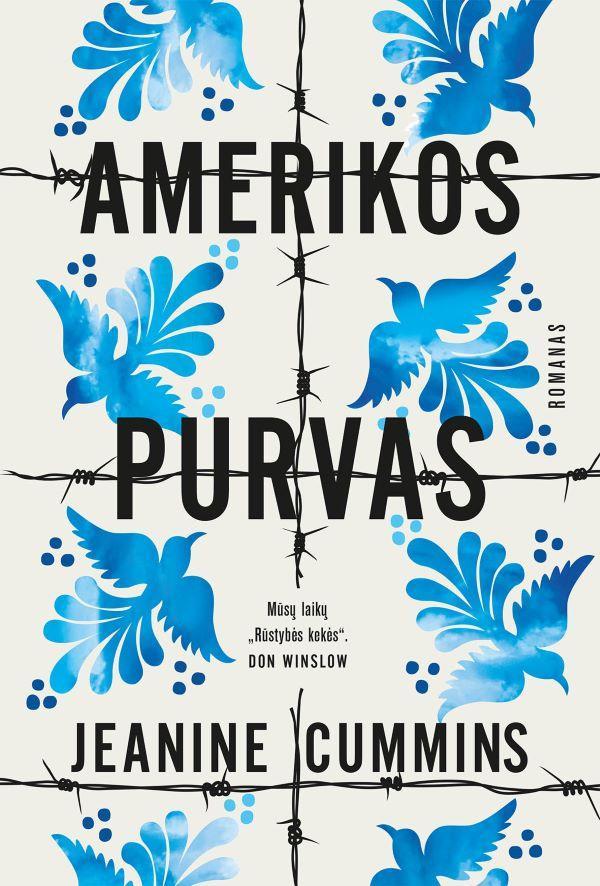 Amerikos purvas   Jeanine Cummins