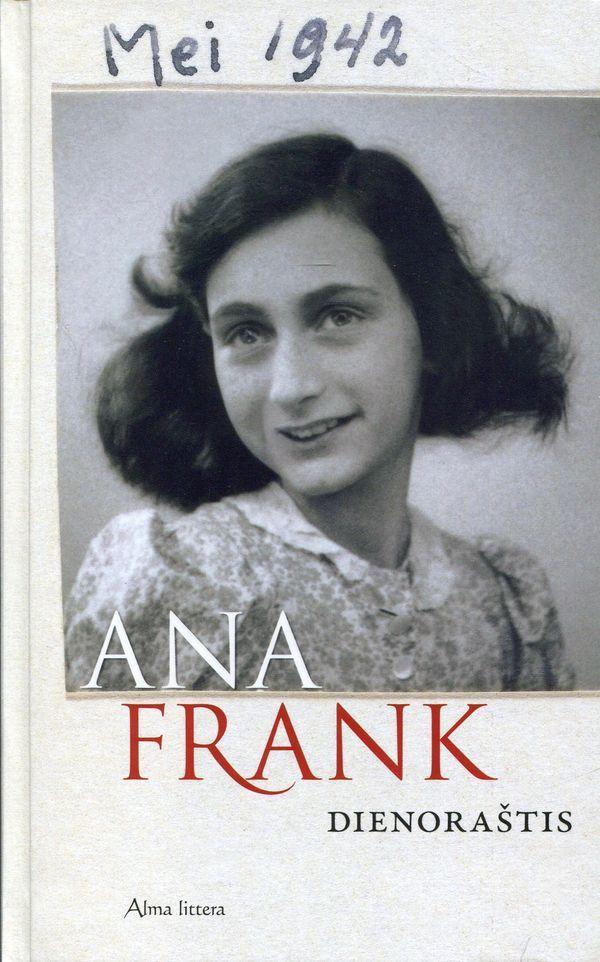 Ana Frank dienoraštis   Ana Frank