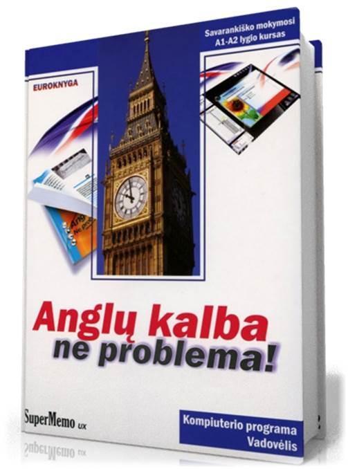 Anglų kalba – ne problema!  