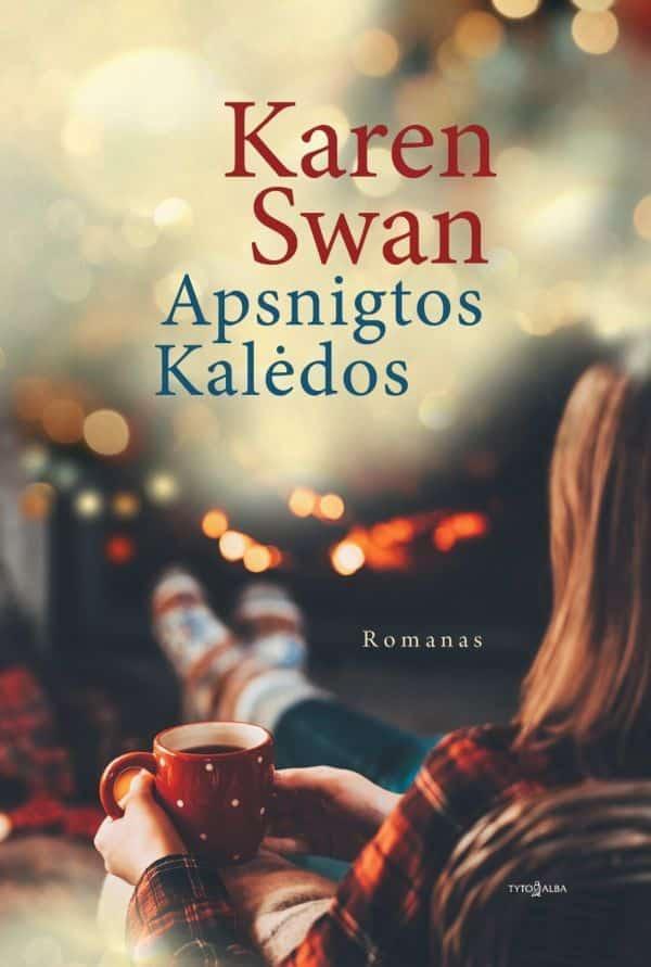 Apsnigtos Kalėdos | Karen Swan